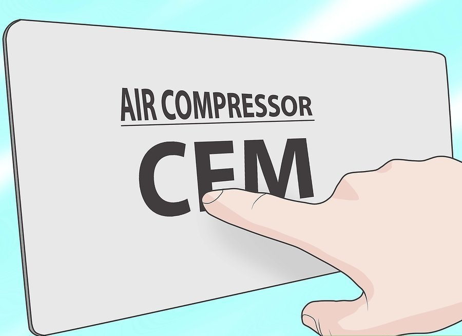Air Compressor - CFM