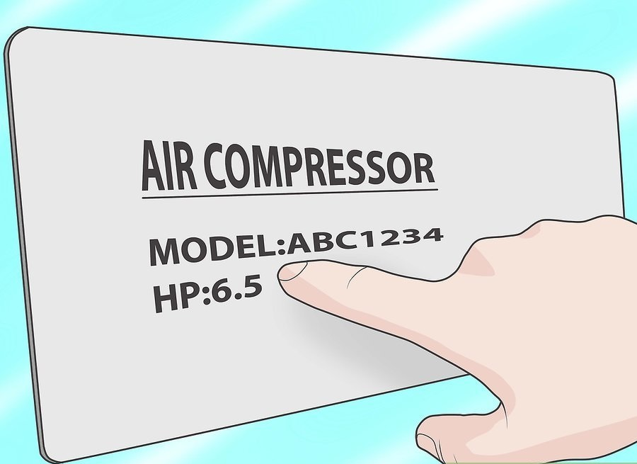 Air Compressor - Horse Power
