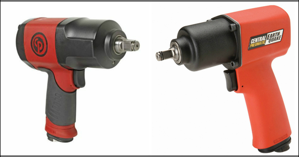 air impact wrench vs pneumatic impact wrench